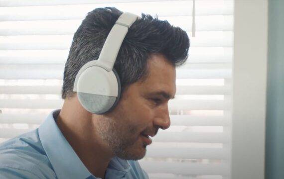 Koptelefoon leest hersengolven en helpt je concentreren