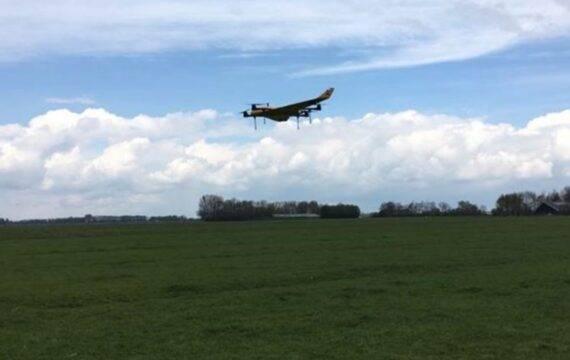 Medische dronevluchten tussen Isala locaties Zwolle en Meppel