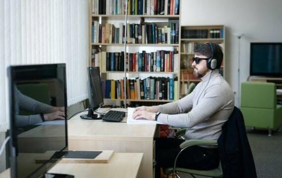 Veilige e-mail blinden en slechtzienden binnen handbereik