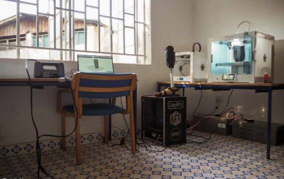 Succesvol 3D-printing project in Sierra Leone groeit verder
