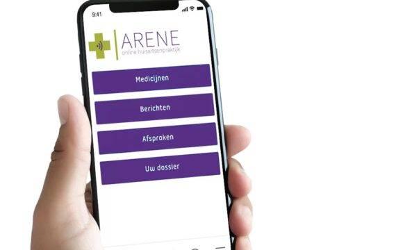 Arene: online huisartsenpraktijk voor iedereen zonder huisarts
