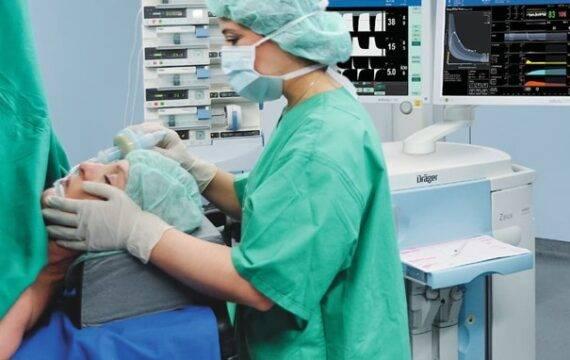 Saxenburgh beperkt operatietijd met slimme bewakingsmonitor