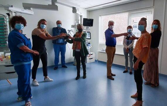 Van Weel-Bethesda zet VR-brillen in tegen pijn en angst