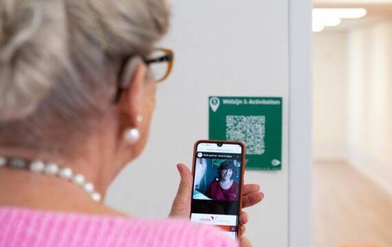 Vitalys, Fontys ontwikkelen digitale rondleiding woonlocatie