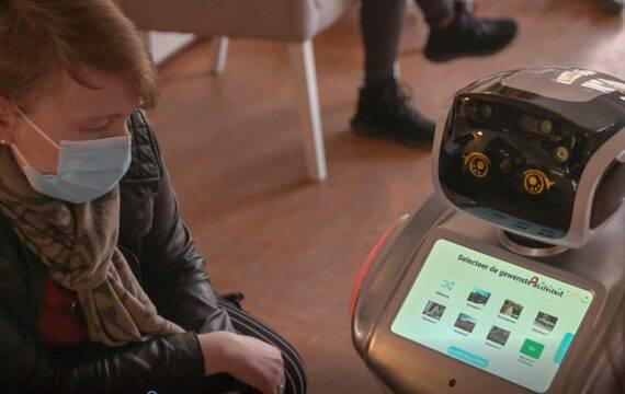 'Deel enthousiaste én kritische verhalen over zorgtechnologie'