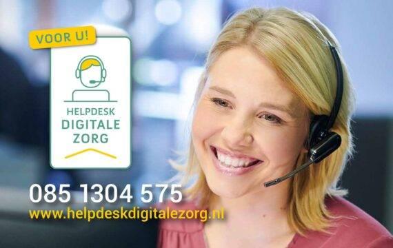 Ziekenhuis Rivierenland begint met Helpdesk Digitale Zorg