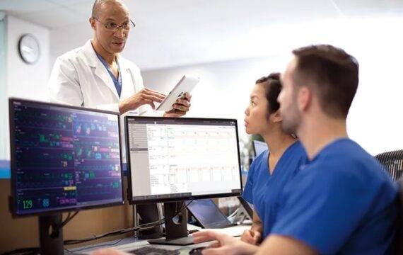 Digitale zorg oplossingen en ondersteuning van Philips