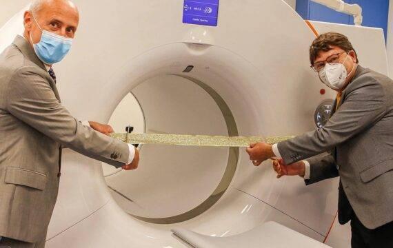 Nieuwe Whole-Body PET/CT-scanner voor het UMCG