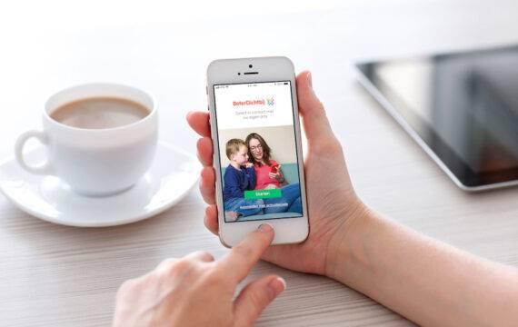 Digitaal contact via BeterDichtbij in Sophia Kinderziekenhuis