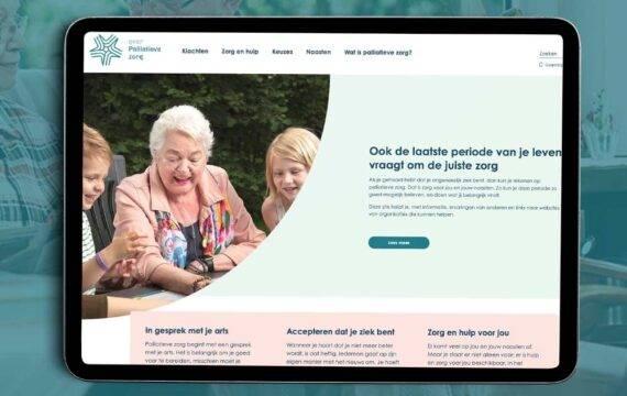Website bundelt informatie over palliatieve zorg
